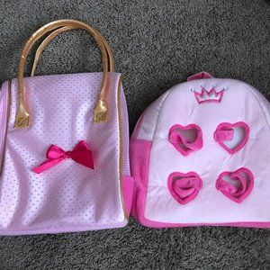 Unipak and Pucci Pups Kids Bags